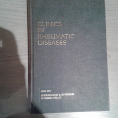 CLINICS IN RHEUMATIC DISEASES
