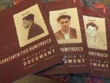 Ticu Dumitrescu, Marturii, 3 volume