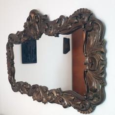 Oglinda perete stil baroc 140x90cm