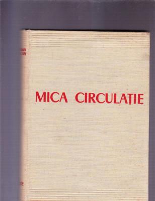 MICA CIRCULATIE foto
