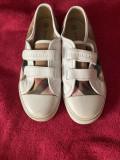 Sneakers Burberry copii, 33, Cappuccino