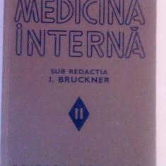 049 - Medicina internă (volumul 2) - Șt. Berceanu, I. Bruckner