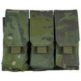 Port Incarcator Triplu M4/M16 Multicam Tropic UTT