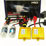 Kit Xenon Ballast Fast Start 12V 55W Bec H1 H3 H7 H11 4300k 5000k 6000K