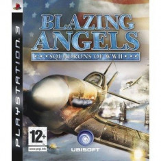Blazing Angels PS3