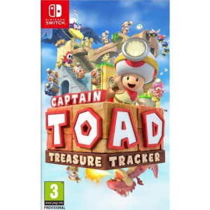 Captain Toad Treasure Tracker Nintendo Switch