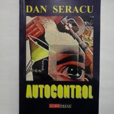 AUTOCONTROL - DAN SERACU -editia a 2a