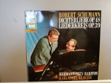 Schumann- Dichter Liebe op 48 ( 1970/EMI/RFG) - Vinil/ca Nou (M), emi records