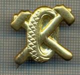Y 1732 INSIGNA - MILITARA -SEMN DE ARMA - AUTO -PENTRU COLECTIONARI