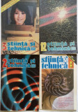 REVISTE STIINTA SI TEHNICA - 4 buc