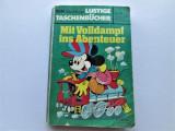 Benzi desenate vechi, Germania: Mickey Mouse, Donald Nr. 84, 256 pagini