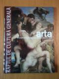ARTA DE LA APOGEUL RENASTERII PANA IN SECOLUL XVIII