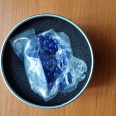 Neocube 216 bile magnetice 5mm, joc puzzle, culoare albastra - defect ambalaj, peste 14 ani