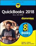 QuickBooks 2018 All-In-One for Dummies