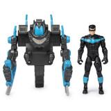 Cumpara ieftin Figurina Nightwing 10Cm Cu Mega Accesorii Pentru Lupta