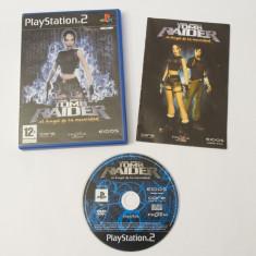Joc Playstation 2 - PS2 - Lara Croft Tomb Raider The Angel of Darkness