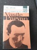 Pe urmele lui Vasile Pârvan cu autograful istoricului Alexandru Zub