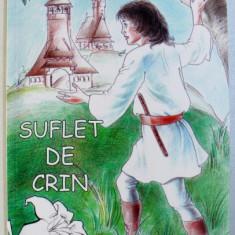 SUFLET DE CRIN - POVESTIRI de MONAHIA PARASCHEVA AVADANEI