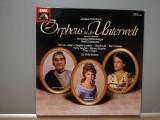 Offenbach – Orpheus in UnderWorld – 2 LP Box (1978/EMI/RFG) - Vinil/Impecabil, emi records