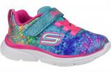 Cumpara ieftin Pantofi pentru adidași Skechers Wavy-Lites 81385N-MLT multicolor, 22, 23