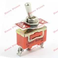 Comutator simplu 15A 250V (3 papuci)