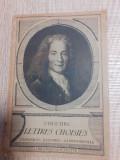 Voltaire Lettres Choisie - 1935