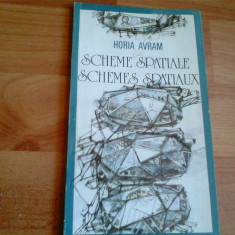 SCHEME SPATIALE-HORIA AVRAM