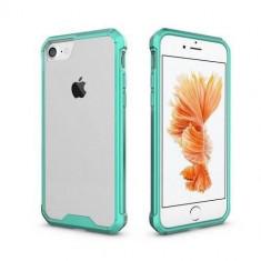 Husa Apple Iphone 6 Plus Apple Iphone 6S Plus Iberry Care Shockproof Verde, Carcasa