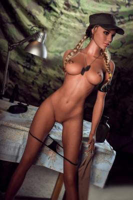 Pandora - papusa sexuala realista din silicon TPE Sex Doll - livrare in 24H foto