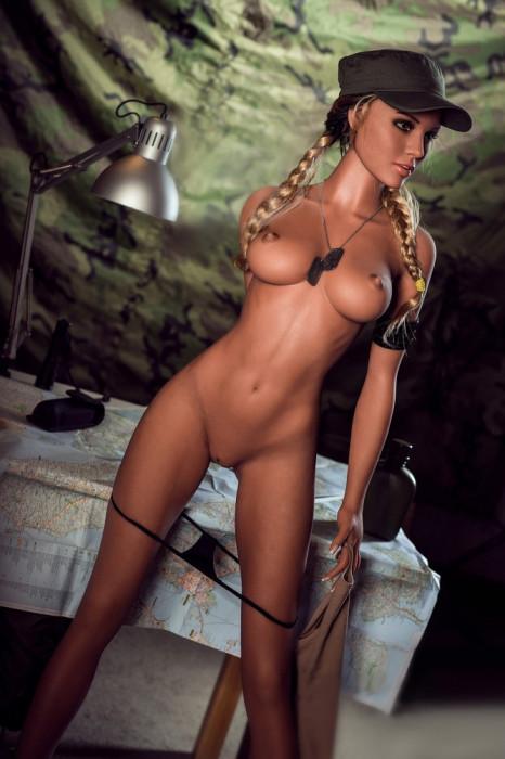 Pandora - papusa sexuala realista din silicon TPE Sex Doll - livrare in 24H