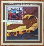 Cumpara ieftin GUINEA-BISSAU- PICTURI-''GAUGUIN''-COLITA- MNH