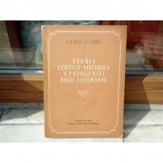 Teoria Cortico-Viscerala a Patogeniei bolii ulceroase , C.M. Bacov si I.T. Curtin , 1954