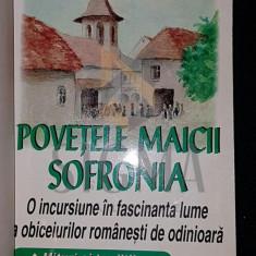 POVETELE MAICII SOFRONIA - ALEXANDER REINHARDT