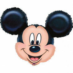 Balon folie mini figurina cap Mickey Mouse