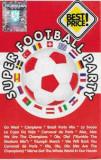 Caseta DJ BoBo / Soccer Allstars – Super Footbal Party, originala
