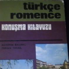 GHID DE CONVERSATIE-TURC-ROMAN-AGIEMIN BAUBEL- PERIAN ISMAIL-