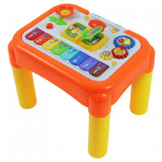 Masa educationala Baby Mix GW-6995A cu activitati multiple