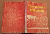 De La Pronunciament La Memorandum 1868-1892 - Arhivele Statului Din Romania 1993