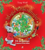 Magia Crăciunului. 24 de povești în așteptarea lui Moș Crăciun