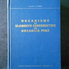 TRAIAN V. DEMIAN - MECANISME SI ELEMENTE CONSTRUCTIVE DE MECANICA FINA