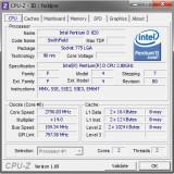 CPU Procesor PC Intel Pentium D 820 2.8Ghz/2MB/800mhz socket 775 upgrade P4 dual, Intel Pentium Dual Core, 1