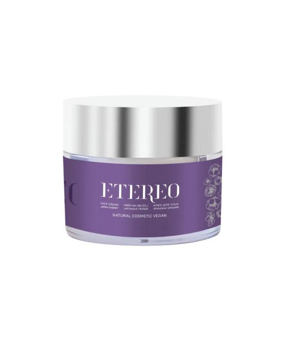 ETEREO – Crema de fata cu cirese japoneze