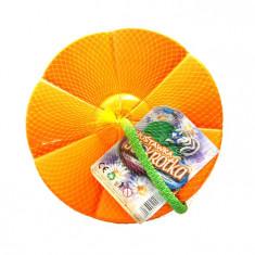 Leagan suspendabil Tupiko rotund, portocaliu