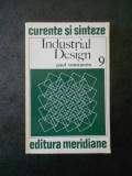 PAUL CONSTANTIN - INDUSTRIAL DESIGN (Curente si sinteze)