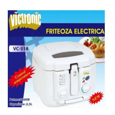 Friteuza electrica Victronic VC518 1500W