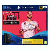 Consola PlayStation4 PRO 1TB PS Plus 14 zile FIFA20, Sony