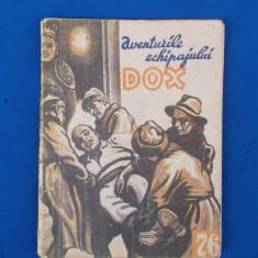 AVENTURILE ECHIPAJULUI DOX , NR. 76 , I.G. HERTZ , 1934