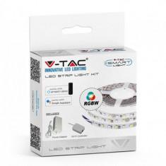 Banda LED Smart RGB+W, 60 led-uri smd/m, lungime 5 m