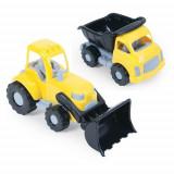 Set Camion si Excavator