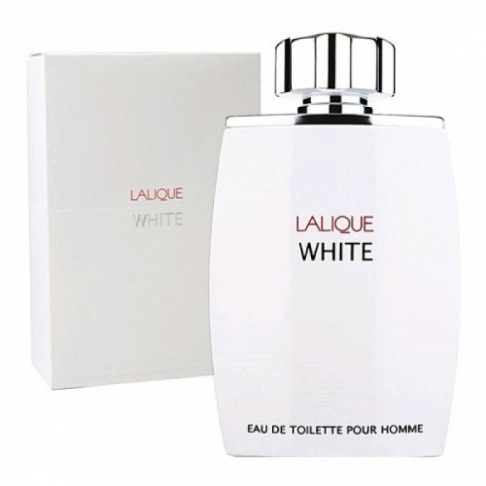 Apa de toaleta Barbati, Lalique White, 125ml
